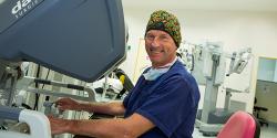 Peter Gilling receives two prestigious awards