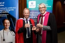 Dr Gillings Inaugural Professorial Address