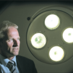 Peter Gilling ranked #6 in the world for research and treatment of Prostatic Enlargement